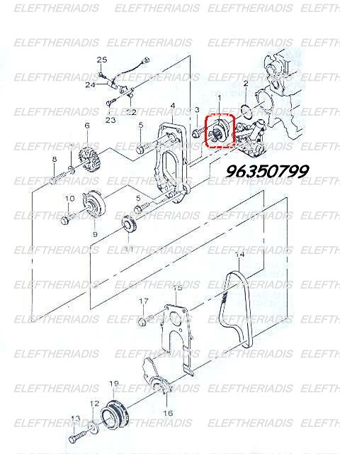 Wiring Diagram For Daewoo Matiz